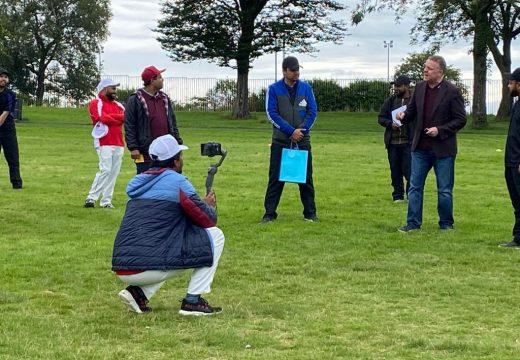 গ্লাসগোতে  স্কটিশ বাংলা ক্রিকেট টুর্নামেন্টে চ্যালেঞ্জার দল চ্যাম্পিয়ন